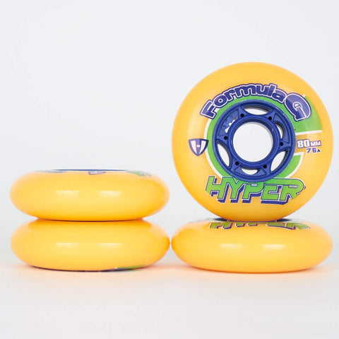 Hyper Formula G Era 76a Wheels 76mm / 80mm - Loco Skates