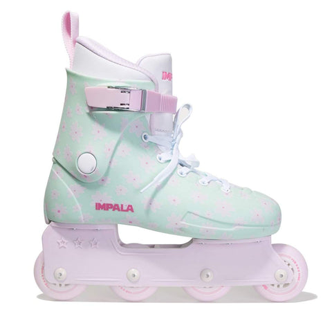 Impala Lightspeed Skates - Mint Flower Power