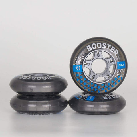 K2 Booster 76mm Wheel 4 Pack