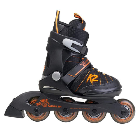 K2 Merlin Jr 2020  - Junior Boys Adjustable Skates