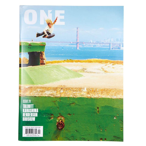One Magazine Issue 24