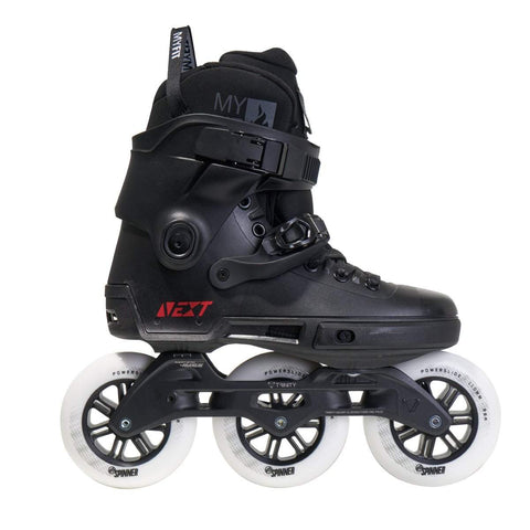 Powerslide Next Core 110 Skates - Black