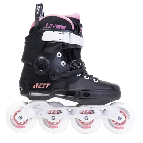 Powerslide Next 80 Rose 2020 Womens Skates - Loco Skates