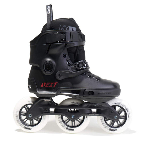 Powerslide Next Core 100 Skates - Black