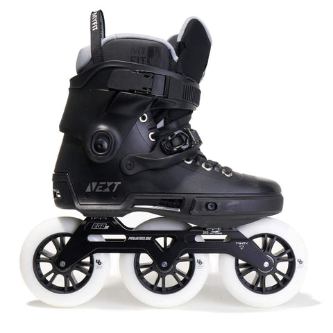 Powerslide Next Pro Black 110 2020 Skates (EX DEMO)