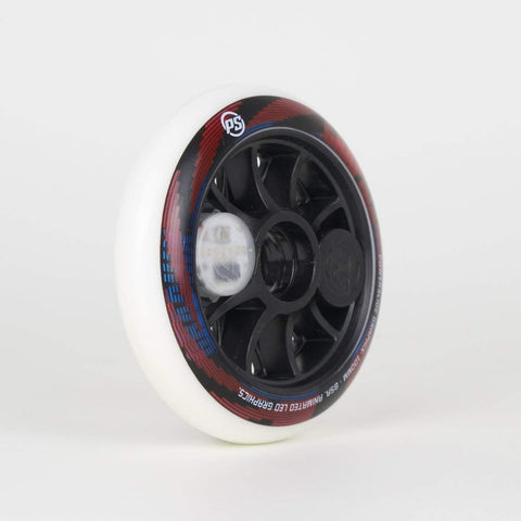 Powerslide Graphix 100mm Colourful Wheels (Singles)