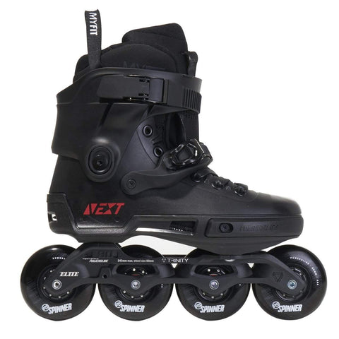 Powerslide Next 80 Core Black 2020 Skates - Loco Skates