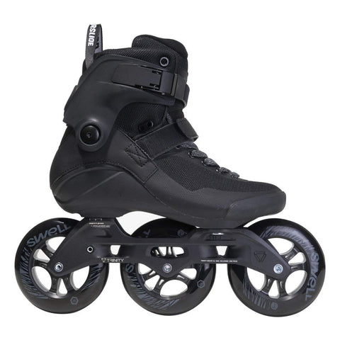 Powerslide Swell 110 Triple Black 2020 Skates - Loco Skates