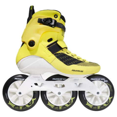 Powerslide Swell 125 Firefly Skates - Yellow