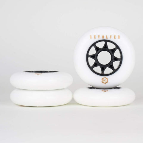 Revolver Premium Wheels - 90mm