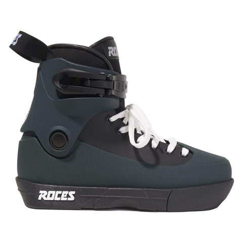 Roces Fifth Element Yuto Goto Fuka Green Skate - Boot Only - Loco Skates