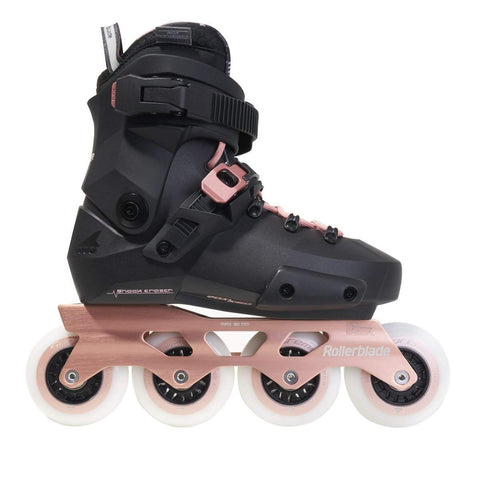 Rollerblade 2020 Twister Edge Edition #3 Black / Rose - Loco Skates