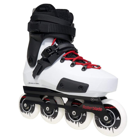 Rollerblade Twister Edge X Skates - Black / White