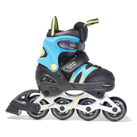 Skatelife Motion Junior adjustable skates - Blue