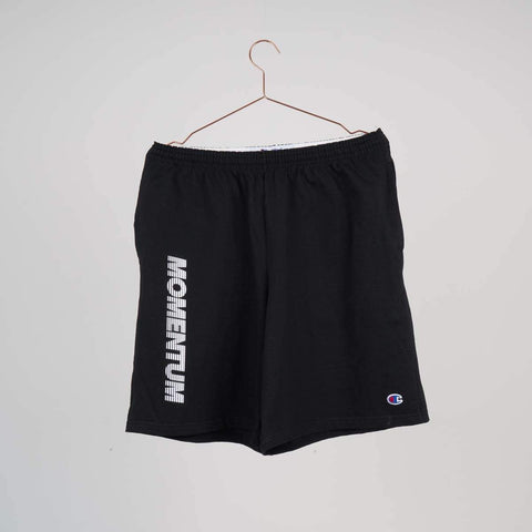 Them Goods Momentum Shorts Black