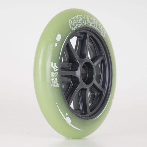 Undercover Gummies Wheels 125mm 84a - Sold Individually