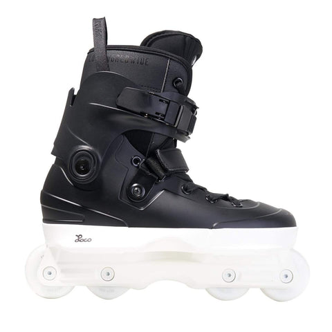 USD Aeon 60 Loco Skates - Black / White
