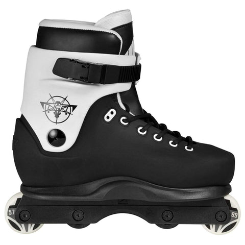 USD VII Clan 2017 Black Skates