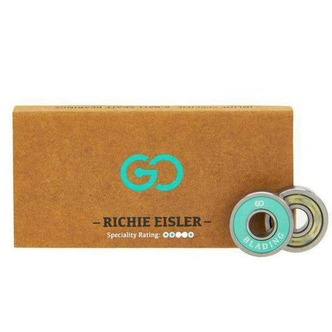 Go Project Richie Eisler Bearings - Loco Skates