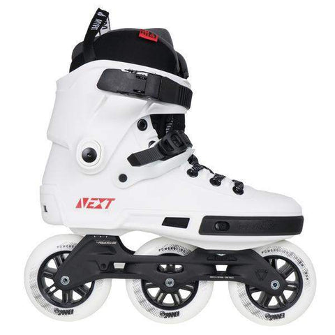 Powerslide Next Trinity 100 White 2018 Skates