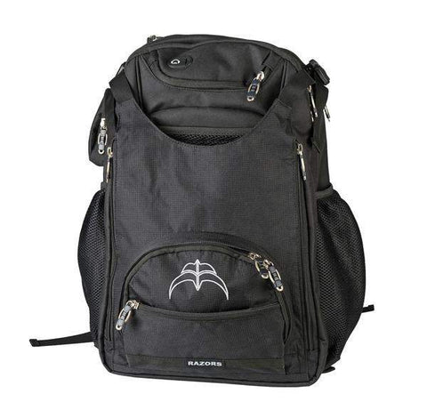 Razors Metro Backpack Black - Loco Skates
