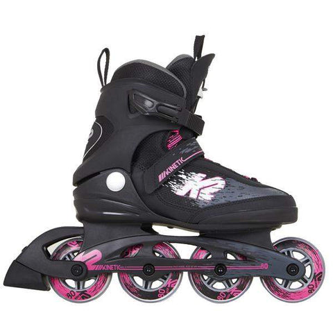 K2 Kinetic 80 Pro 2019 Womens Skates - Loco Skates