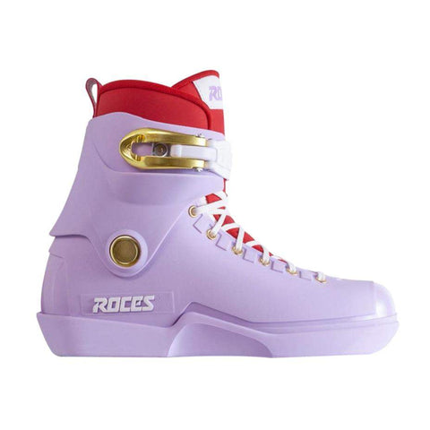 Roces M12 LO Bobi Spassov 'Domestic Punk' Skates - Boot Only - **PRE ORDER (Estimated arrival March 2021)