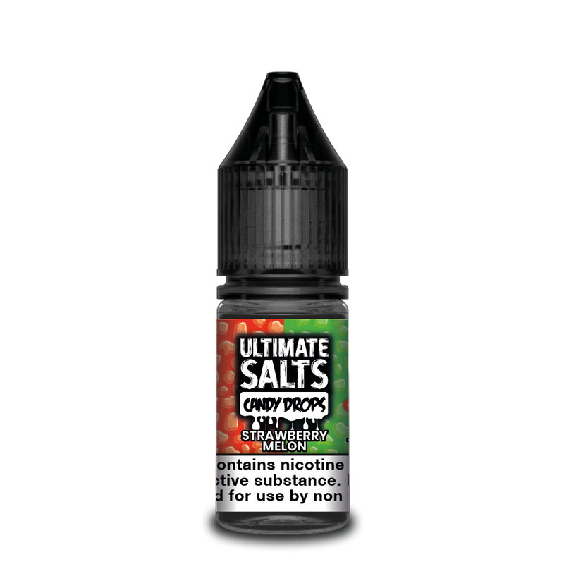 Ultimate Salts Candy Drops - Strawberry Melon
