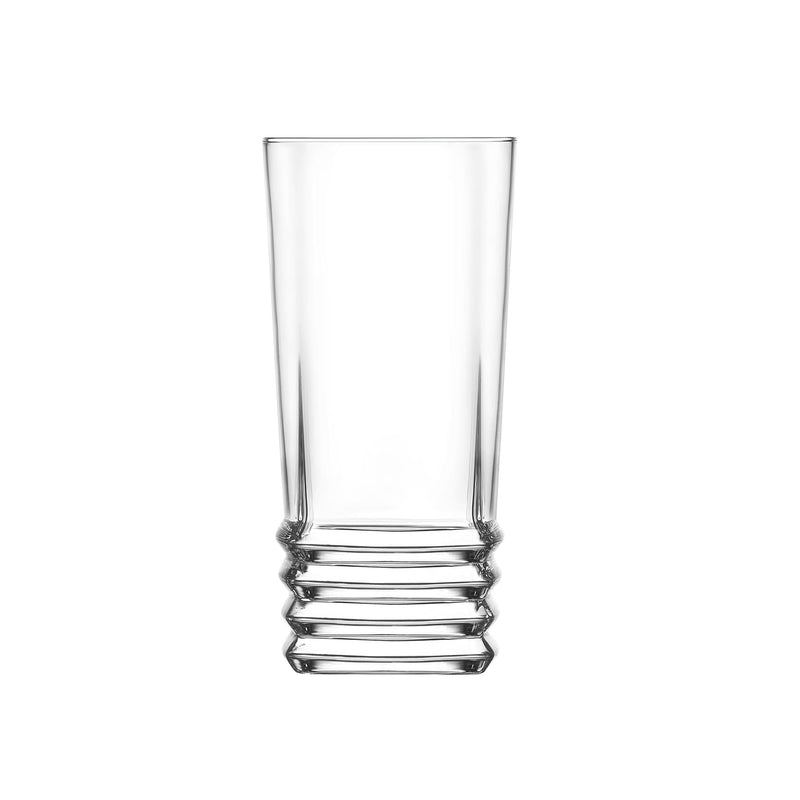 LAV Juice Smoothie Soft Drinks Glasses