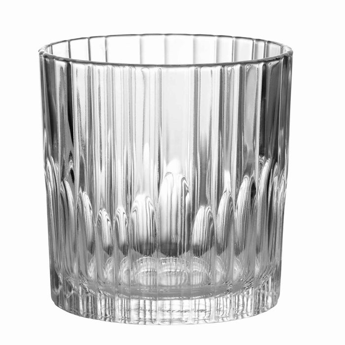Duralex Manhattan Glass Whiskey Drinking Tumbler - 310ml