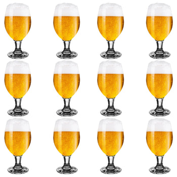 Rink Drink Craft Beer / Ale Glasses - 400ml - Pallet of 1200