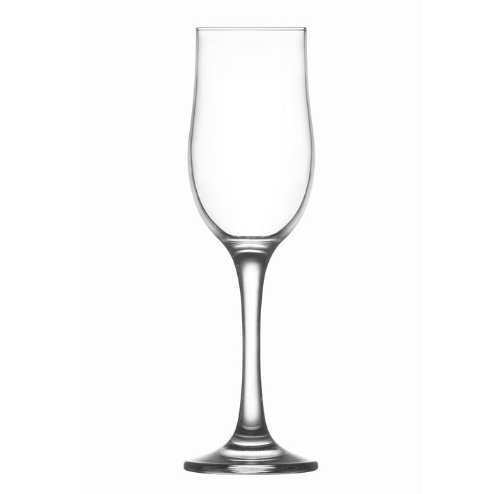 LAV Nevakar Glass Champagne Tulip - 195ml