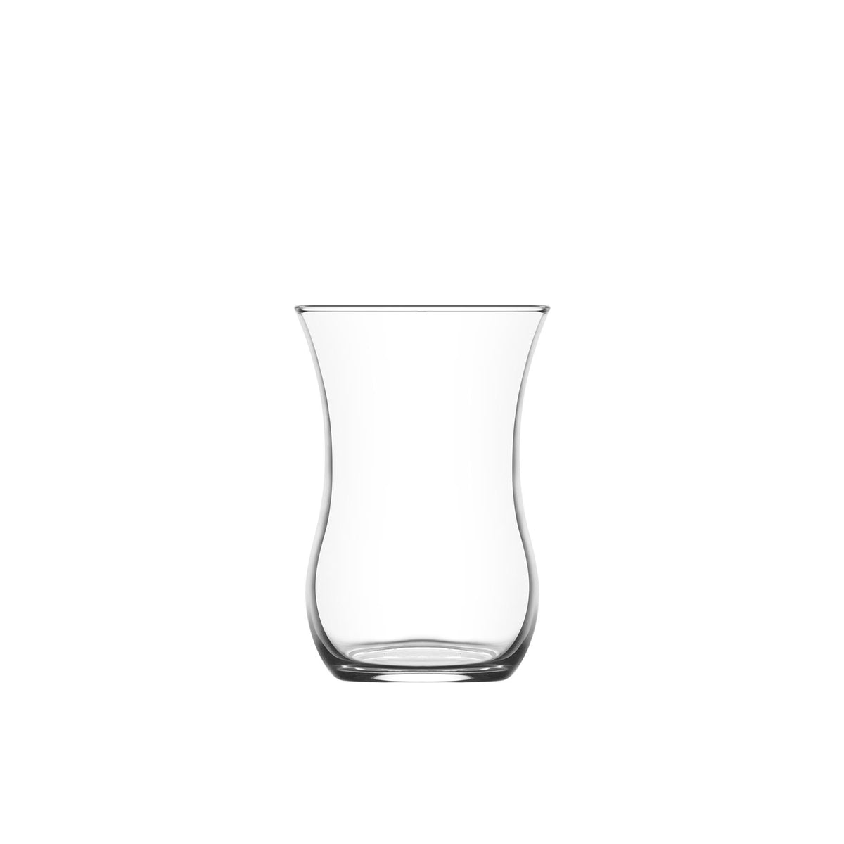 LAV Glass Tea Coffee Cups Glasses Set