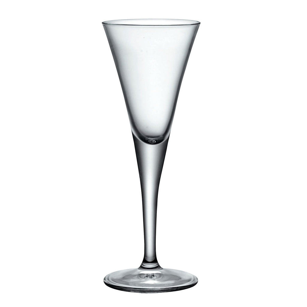 Bormioli Rocco Fiore Stemmed Sherry Glasses - 55ml - Pack of 6