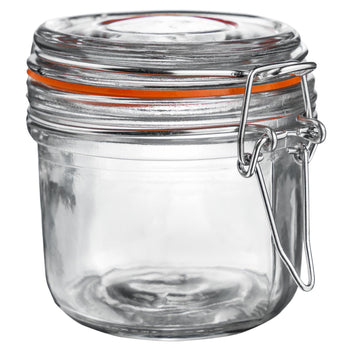 Argon Tableware Preserving / Jam Glass Storage Jar - 200ml Argon Tableware Preserve Jars