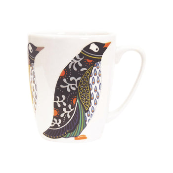 Churchill Paradise Birds Mug - 400ml - Penguin