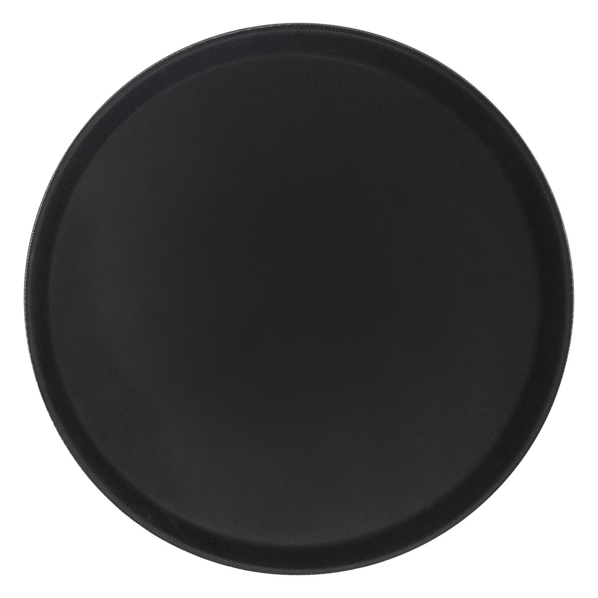 "Argon Tableware Circular Non-Slip Serving Tray - 35cm (14"")"
