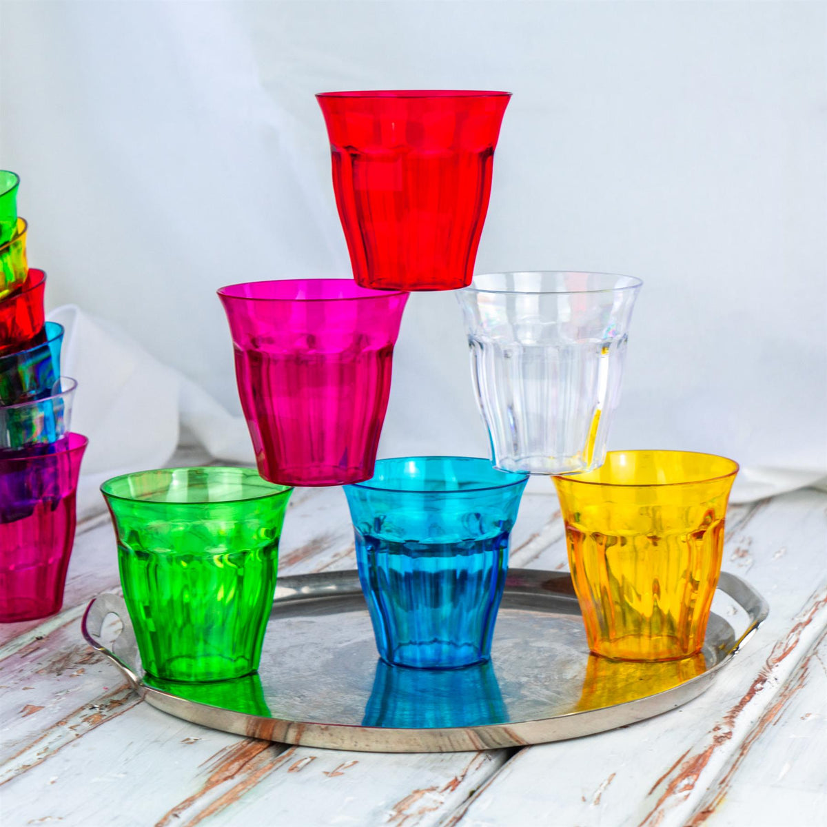 party drinking tumblers