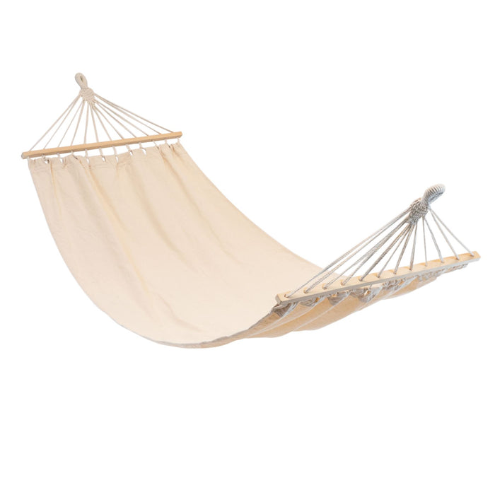 Harbour Housewares Brazilian Garden Hammock - Neutral