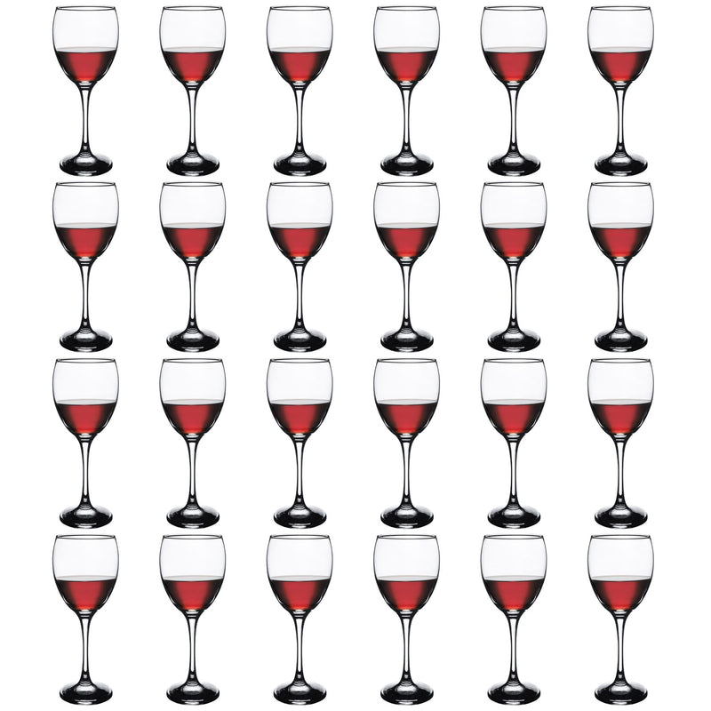 Argon Tableware Classic Red Wine Glasses - 340ml - Pallet of 1344