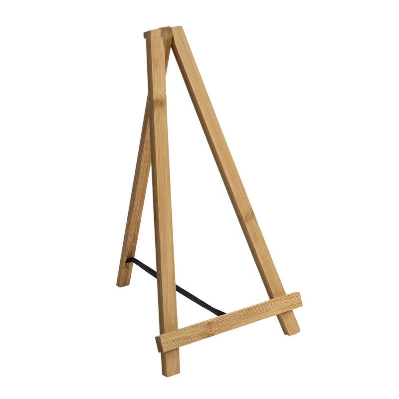 Argon Tableware Small Wooden Easel - Pine - 20cm