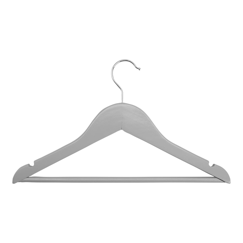 Harbour Housewares Children's Clothes Hanger - Grey