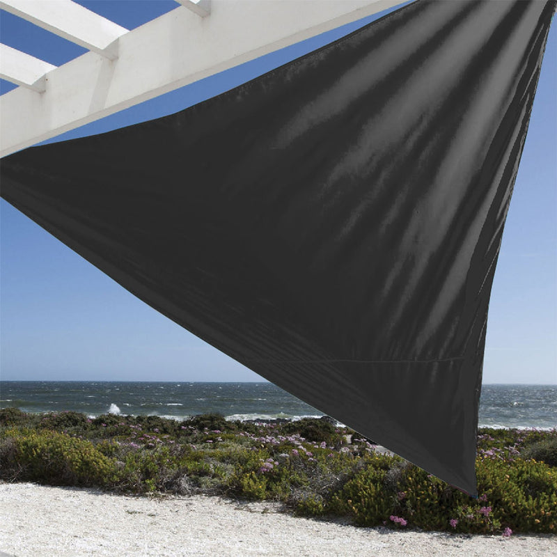 Harbour Housewares Shade Sail Canopy - Triangle