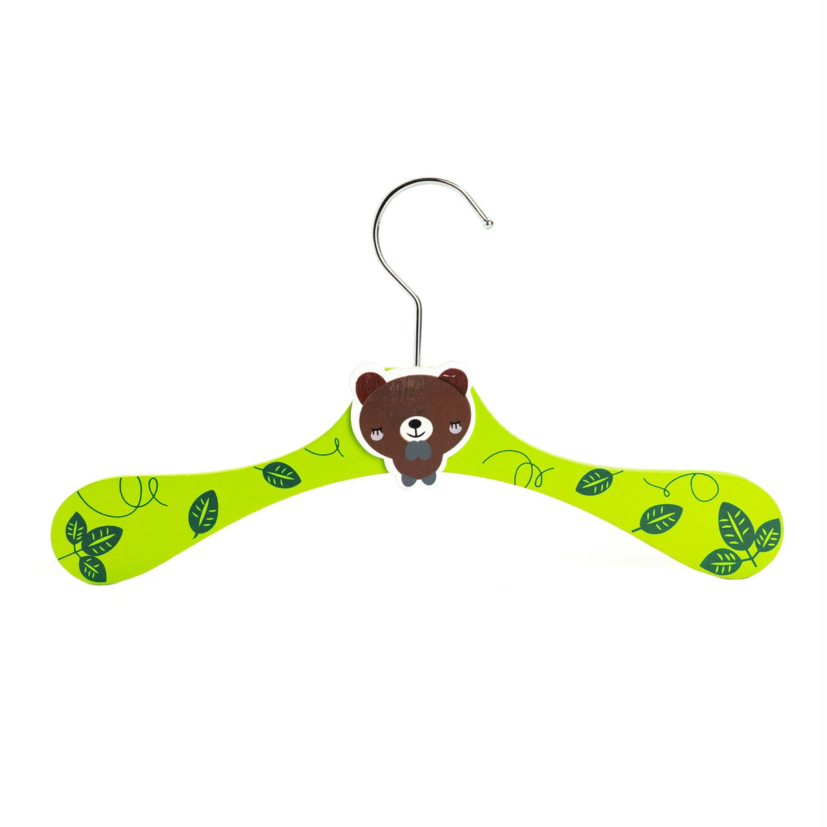 Harbour Housewares Children's Clothes Hanger - Bear