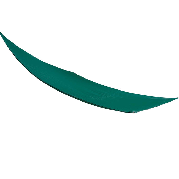 Harbour Housewares Shade Sail Canopy - Rectangle Green