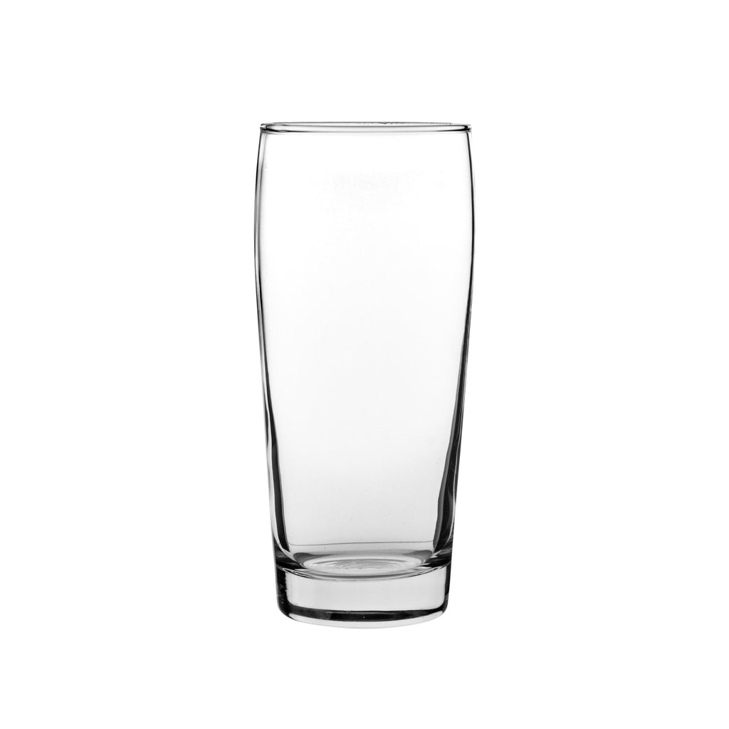LAV Bardi Classic Willi Becher Beer Glass - Clear - 370ml
