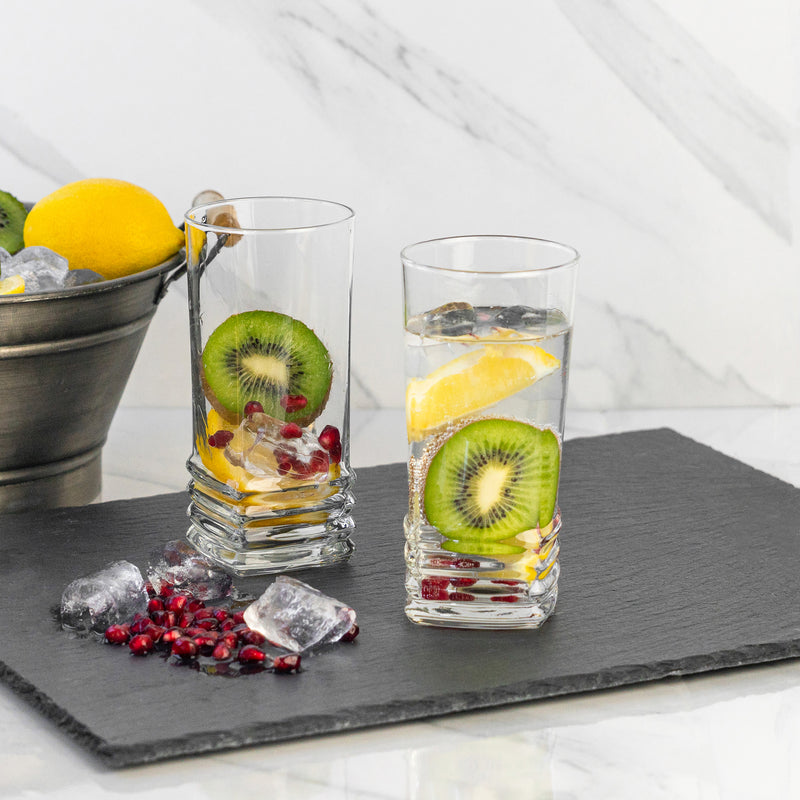 LAV Elegan Highball Cocktail Tumbler Glass - 335ml