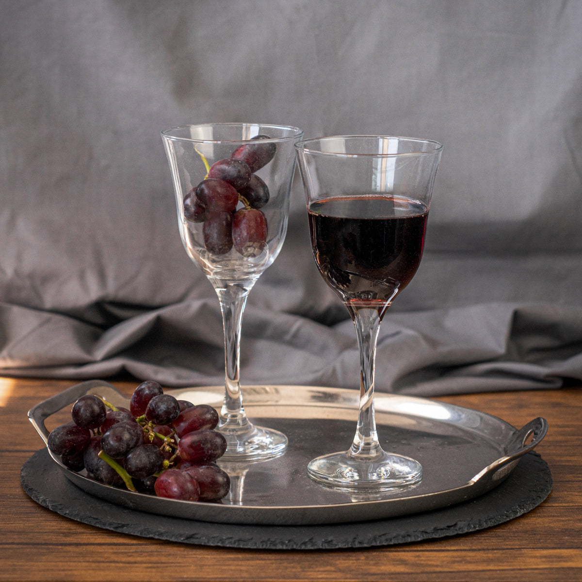 LAV Vals Vintage Red Wine Glass - 295ml
