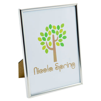 Nicola Spring Metal Photo Frame - 5x7