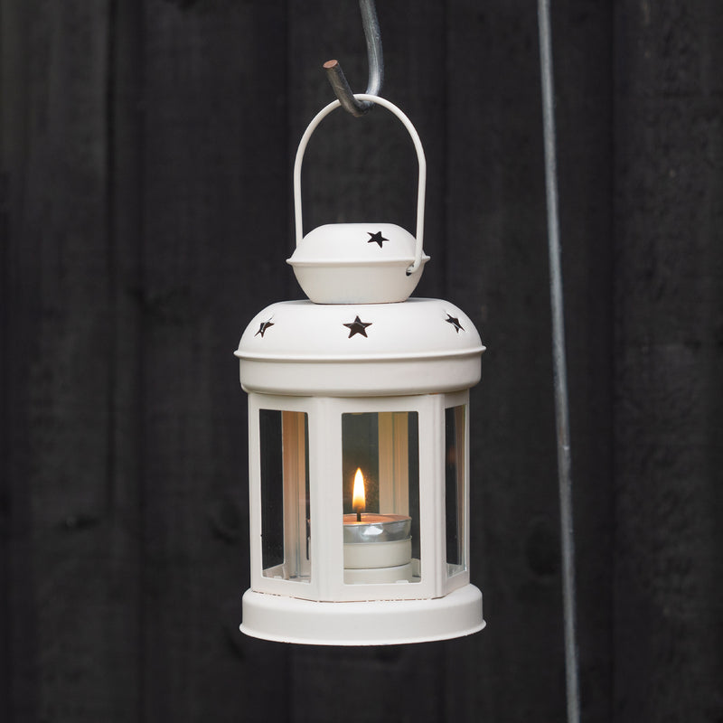 metal candle lanterns